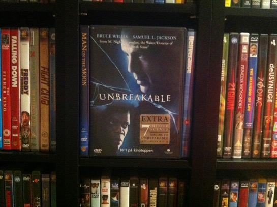 DVD-samling