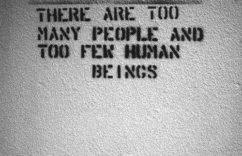 Hater folk, elsker mennesker