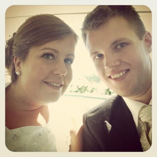 Juli innehold ikke minst bryllup!